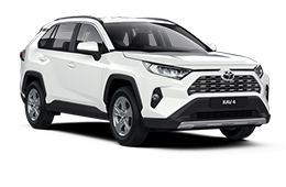 RAV4 - Toyota Safety Sense