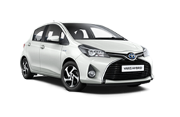 Yaris - Toyota Safety Sense