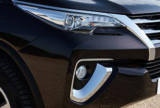 Новый рамный внедорожник Toyota Fortuner