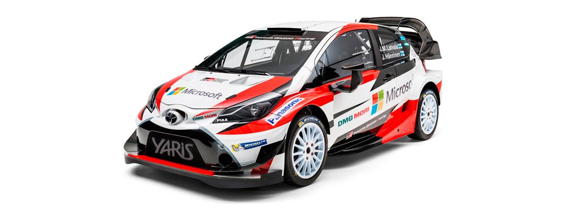 14/12/2016 Toyota в WRC: легенда мирового ралли готова к новым победам