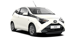 AYGO - Toyota Safety Sense